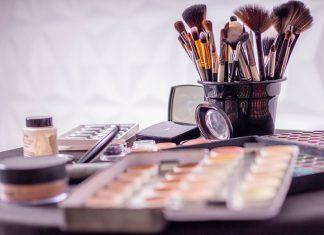 Makeup-bord